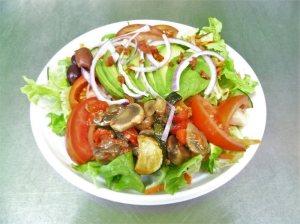 vegan salad catering option