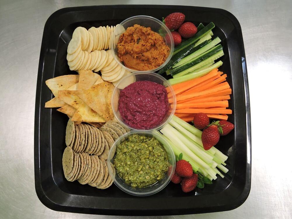 Dips Platter