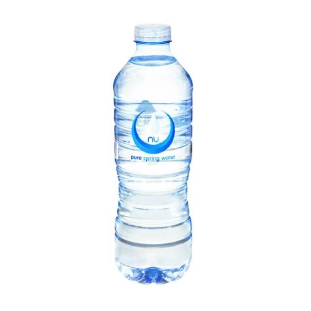 Still Spring Water (600ml) $2.50 per bottle
