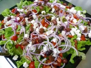 Greek Salad Platter