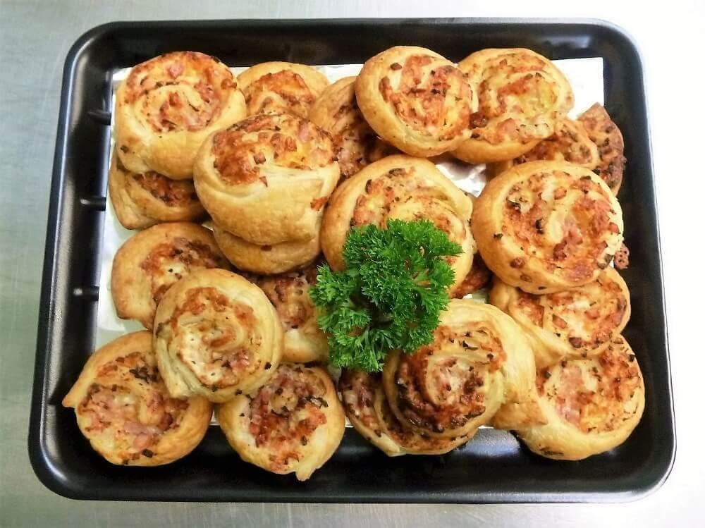 Savoury Scrolls Catering Platter